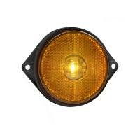 LANTERNA LED OVAL COM CONECTOR EM ACRILICO PL04124161